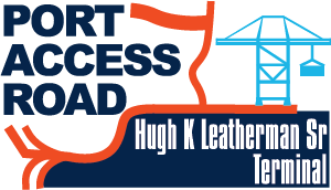 Port Access Road Logo